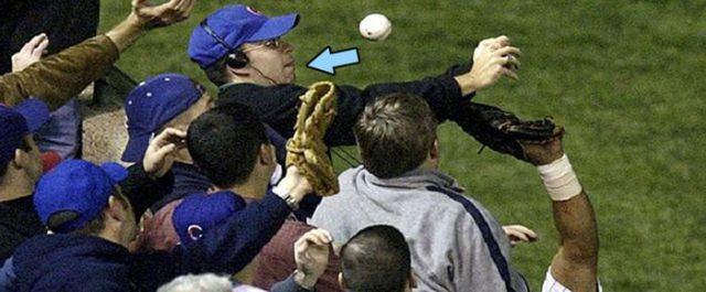 Foul Ball Got You