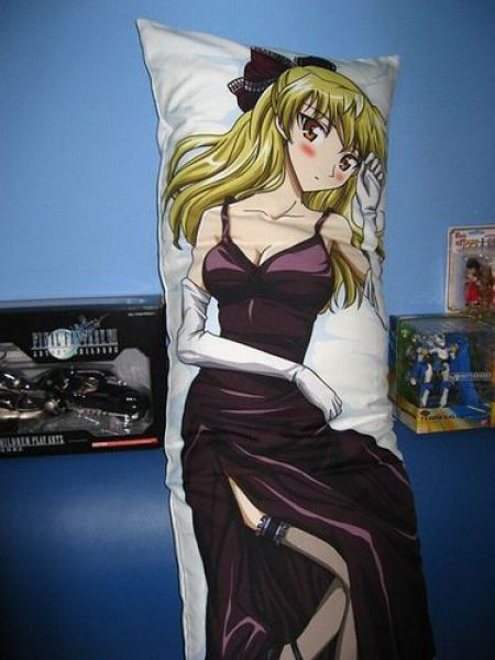 Huge Pillows for Hugs from Japan