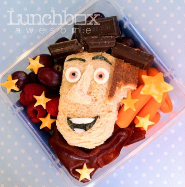 Funny and Inventive Lunchbox Meals