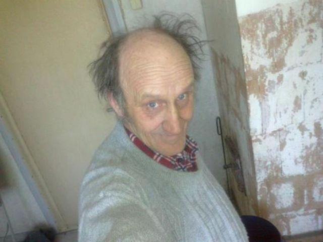 Grandpa Goes Online