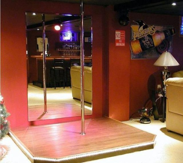 Man Cave Ideas Every Guy Will Like 20 Pics Picture 13