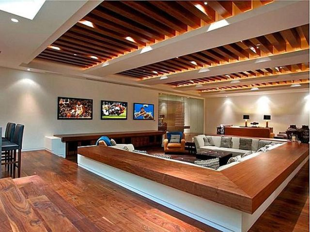 Man cave ideas every guy will like 20 pics for Design a man cave