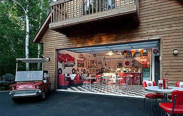 Man Cave Ideas Every Guy Will Like 20 Pics Picture 20