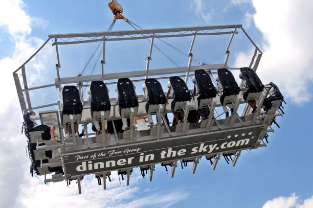 The Restaurant In the Sky