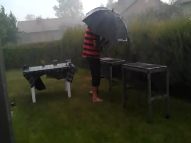 Summer BBQs in Sweden Look like a Lot of Fun