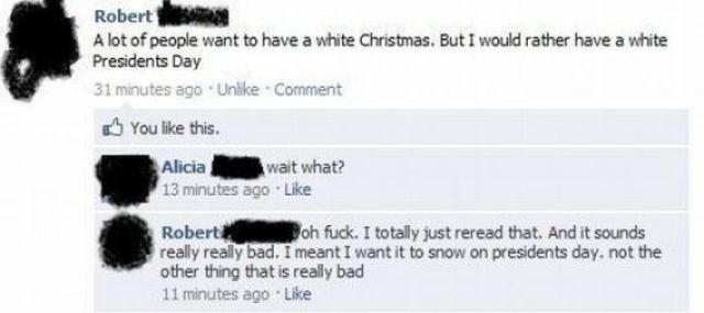Accidental Racism Comes Unexpected