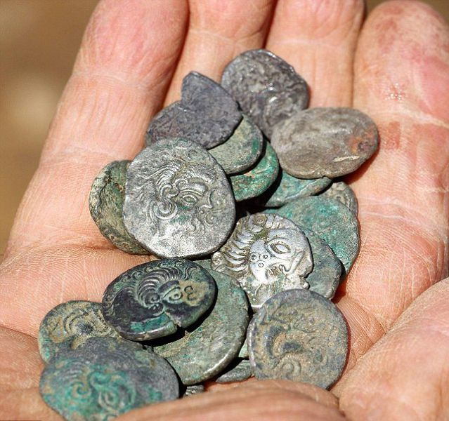 Treasure Found After Decades Search