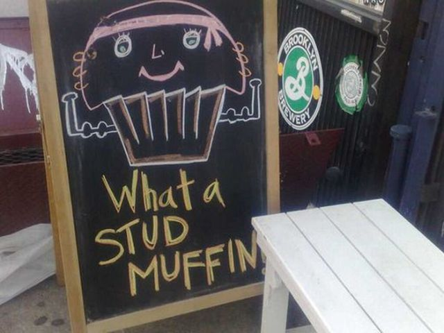 Funny and Unusual Chalkboard Signs