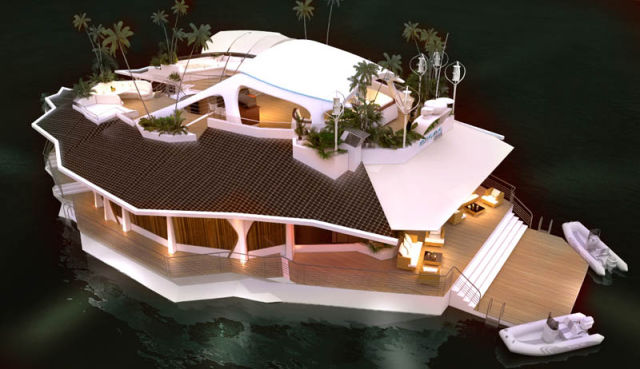 Want a Floating Island?