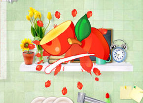 Kitchen Cut Fruit