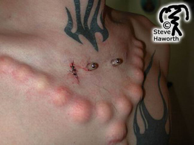 Going Deep: Under the Skin Body Modification