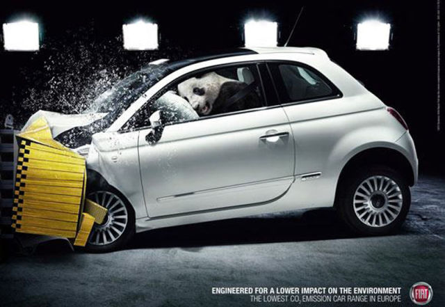 Really Funny Print Ads. Part 2