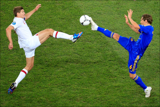 Euro 2012 Awesome Pics