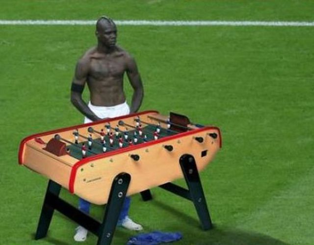 Hilariously Edited Pictures of Mario Balotelli