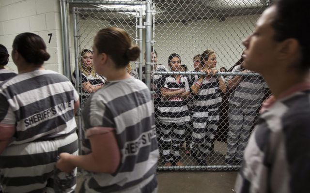 The Only All-Female Chain Gang in America