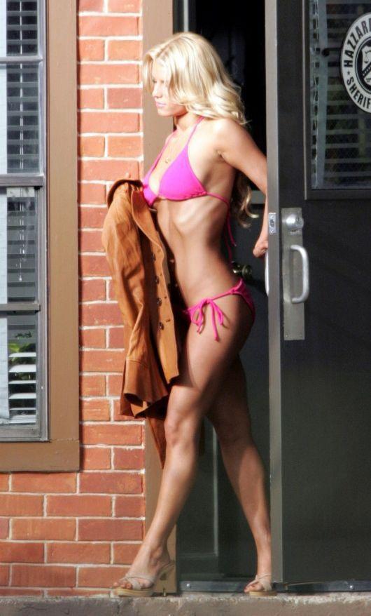 Jessica Simpson Looks a Bit Different Now