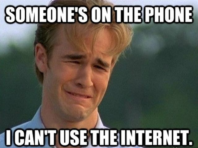 "The Most Entertaining ""1990s Problems"" Memes"
