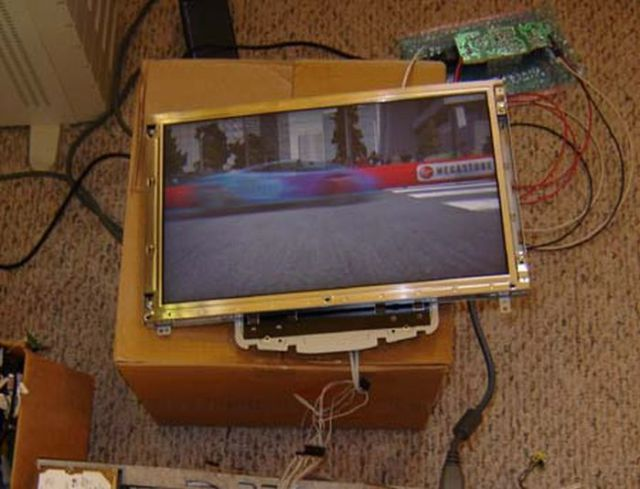 Xbox 360 Made Into Laptop