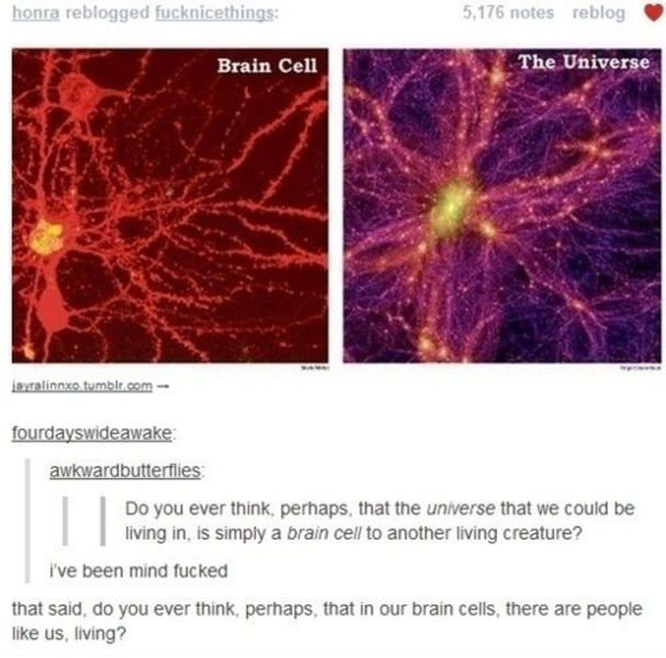 Your Mind Might Blow Up