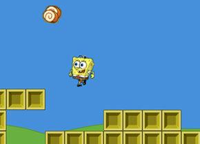 Greedy Spongebob