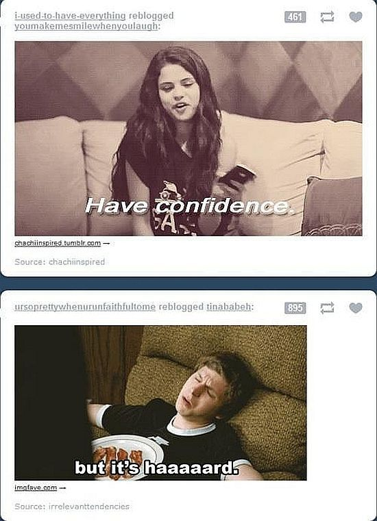 Tumblr Random Pics Funnily Match Each Other. Part 2