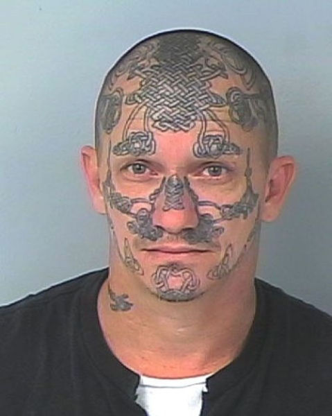 The Finalists for the Worst Mugshots