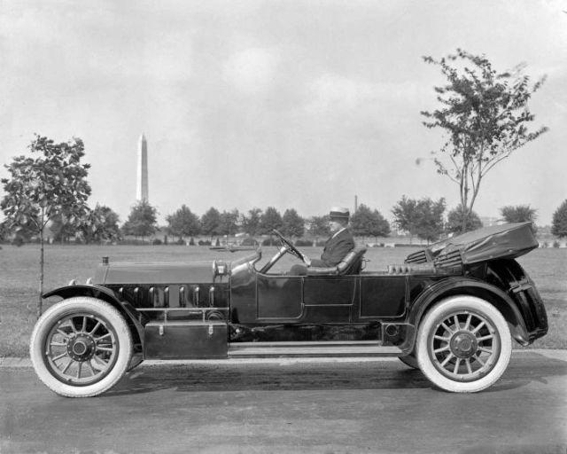 Vintage American Vehicles