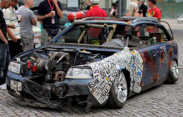Audi A4 tunat