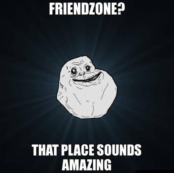Enter the Friendzone