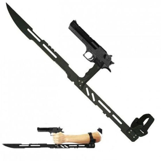 Everything You Need for the Zombie Apocalypse