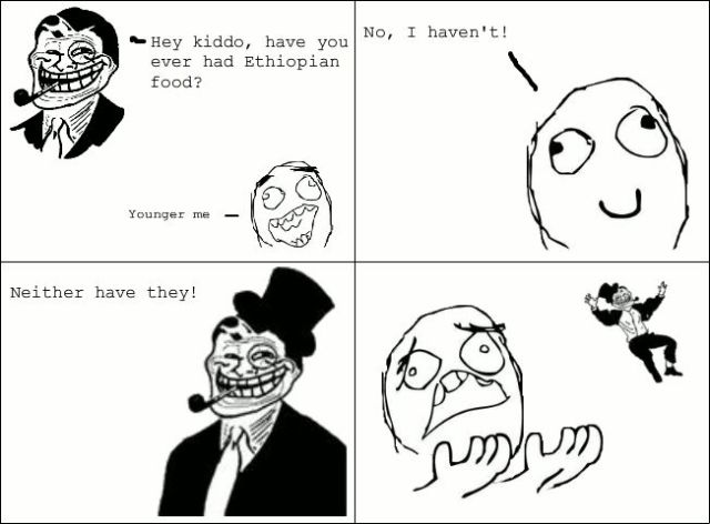 "Funny ""Troll Dad"" Comics Collection"