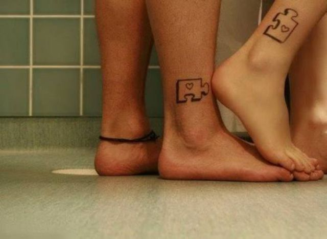 A Nice Collection of Couple Tattoos