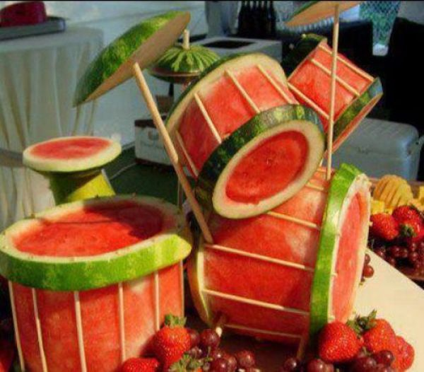Food Art, Kind Of