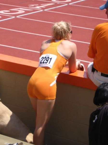 Sport Hotties Are Great