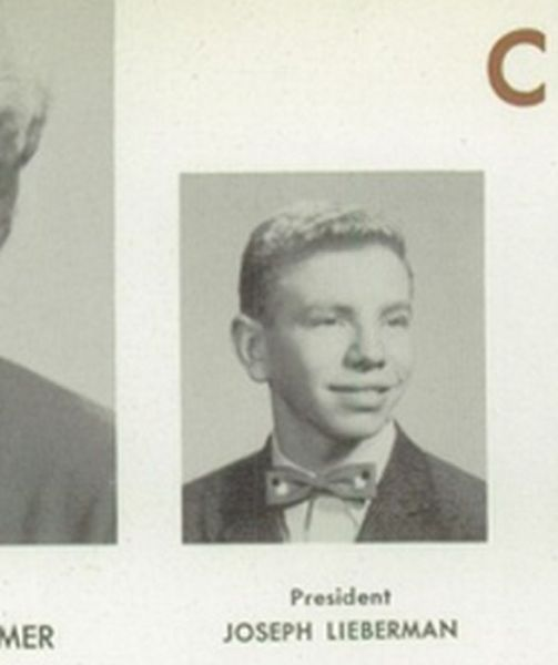 Pictures of Politicians from Their High School Days