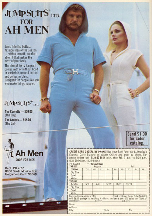 Disturbing Fashion of the '70s
