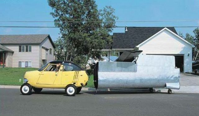 Would You Like to Buy a Vintage Flying Car?