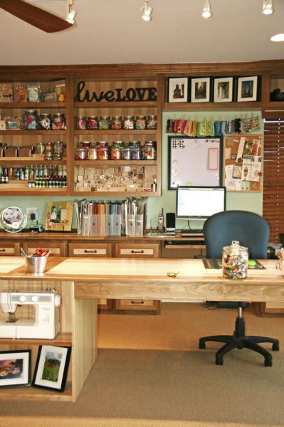 Impressive and Creative Workspaces