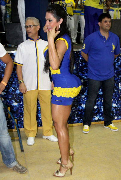 Samba Queen