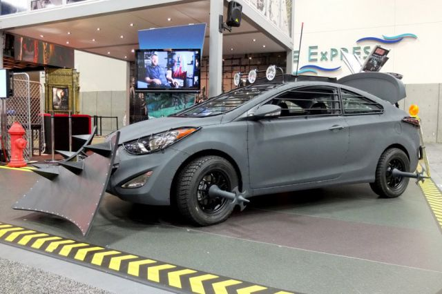 Hyundai Will Protect You against Zombie Apocalypse