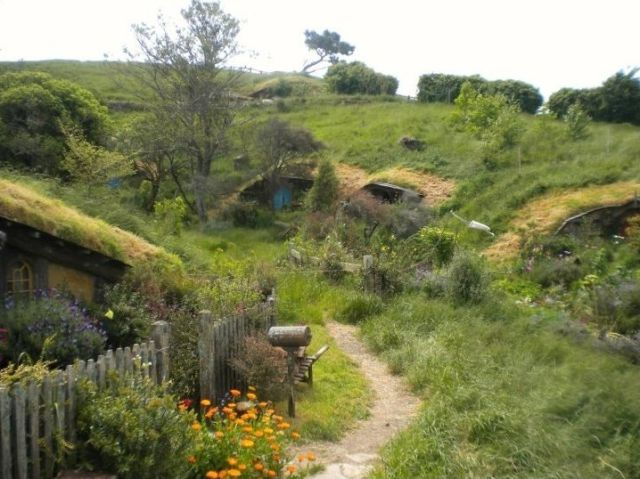 Take a Tour to the Land of Hobbits