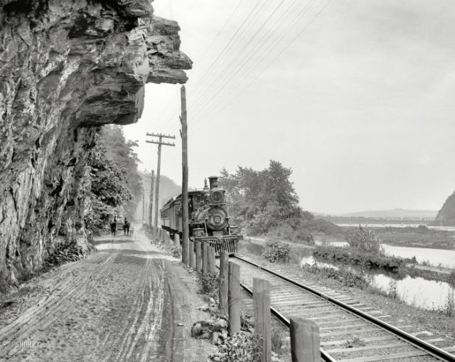 Vintage Photos of America from 1870 to 1920