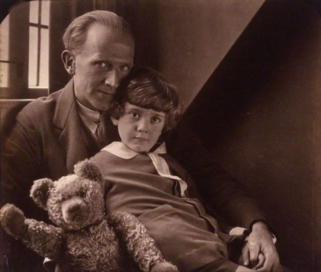 Winnie-the-Pooh's Christopher Robin IRL
