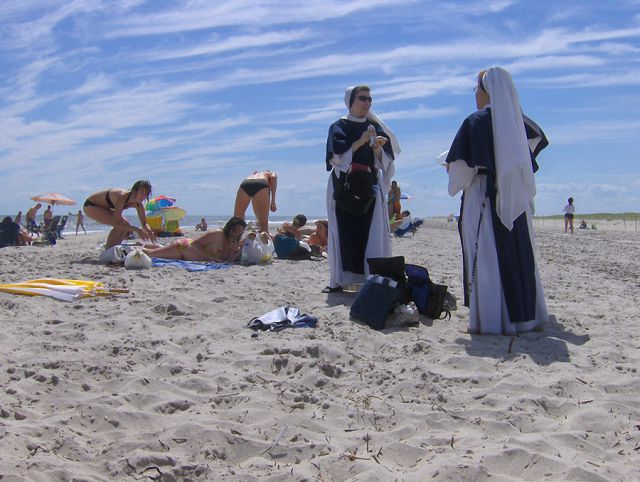 Being a Nun Ain't So Bad