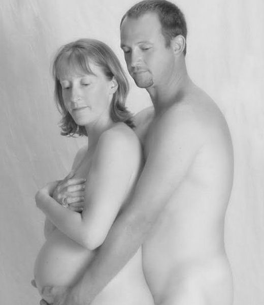 Creepy Pregnancy Photos