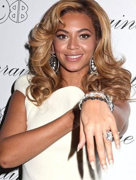 fotos most expensive celebrity engagement rings - Wedding Rings Expensive