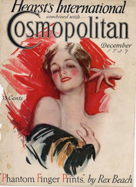 The Evolution of Cosmo Covers Since 1896