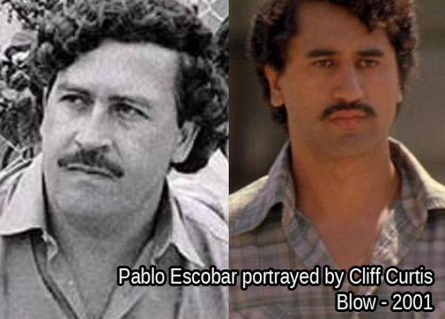 Infamous Gangsters and Their Movie Counterparts