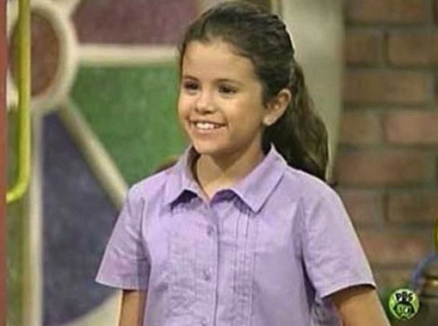 Selena Gomez from Kid to Lovely Woman