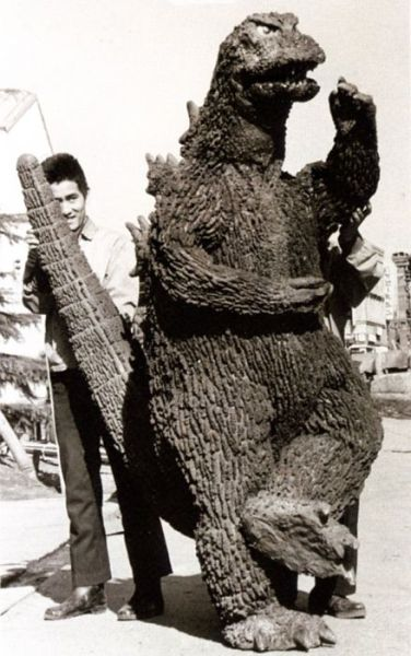 Behind the Scenes of the First Godzilla Movie